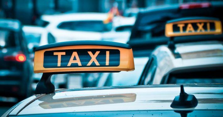 E-Taxi in Wien